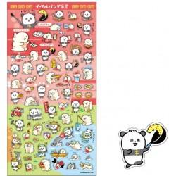 Autocollants Cuisinier Panda