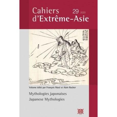 Cahiers d'Extrême-Asie N° 29/2020