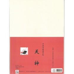 Papier Washi - Tenshin Hanshi - 100 feuilles