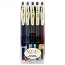 Sarasa Clip 0.5 - Vintage Color -