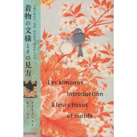 Les kimonos - Introduction à leurs tissus et motifs