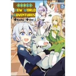 Noble New World Adventures 5 (VF)