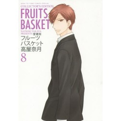 Fruits Basket 8 - Edition Deluxe