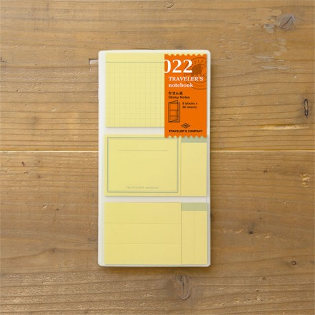 TRAVELER'S notebook Refill