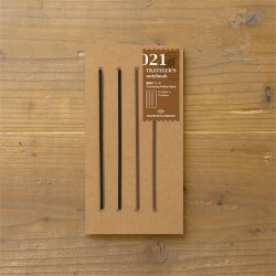 TRAVELER'S notebook Refill - Connecting rubber band 021