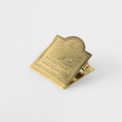 TRAVELER'S notebook Refill - Brass Clip Airplane 030