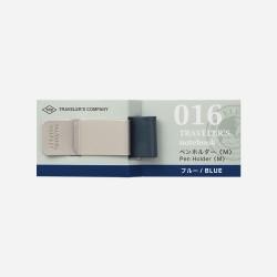TRAVELER'S notebook Refill - Penholder M Blue 016