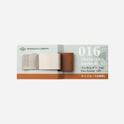 TRAVELER'S notebook Refill - Penholder M Camel 016