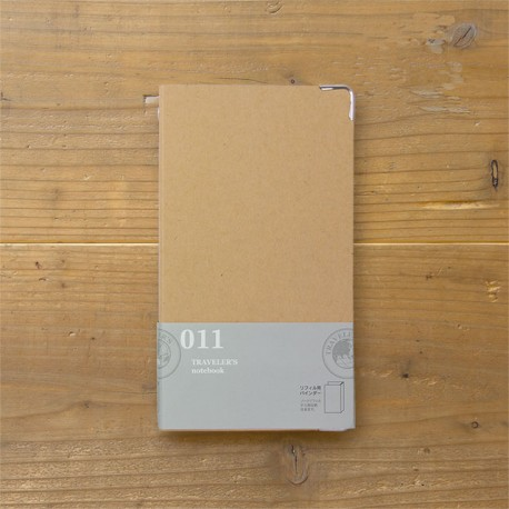 TRAVELER'S notebook Refill - Binder for Refills 011