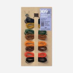 TRAVELER'S notebook Refill - Repair Kit 8 Colors 009