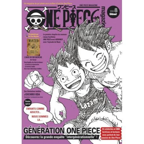 One Piece Magazine N°8 (VF)