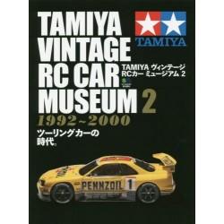 Tamiya Vintage RC Car Museum 2 / 1992 - 2000