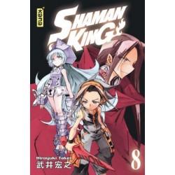 Shaman King Star Edition 8 (VF)
