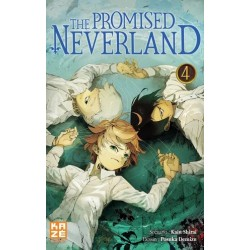 The Promised Neverland 4 (VF)