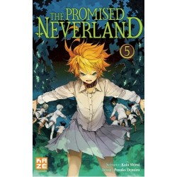 The Promised Neverland 5 (VF)