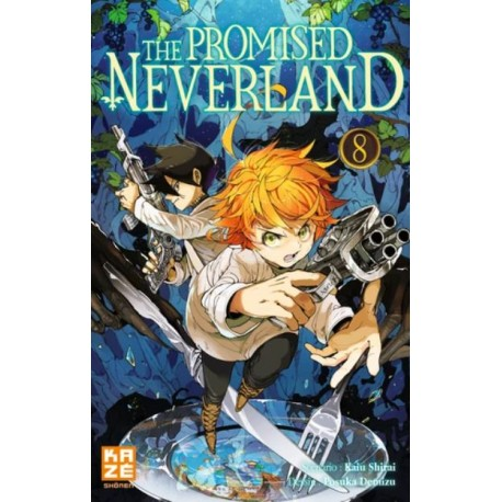 The Promised Neverland 8 (VF)