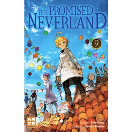 The Promised Neverland 9 (VF)