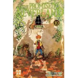 The Promised Neverland 10 (VF)