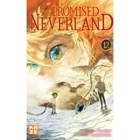 The Promised Neverland 12 (VF)