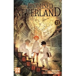The Promised Neverland 13 (VF)