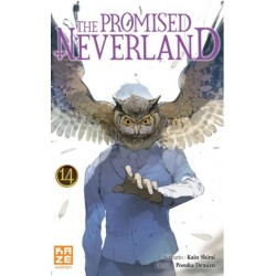 The Promised Neverland 14 (VF)