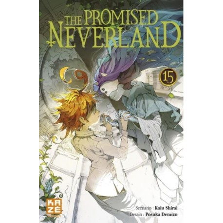 The Promised Neverland 15 (VF)