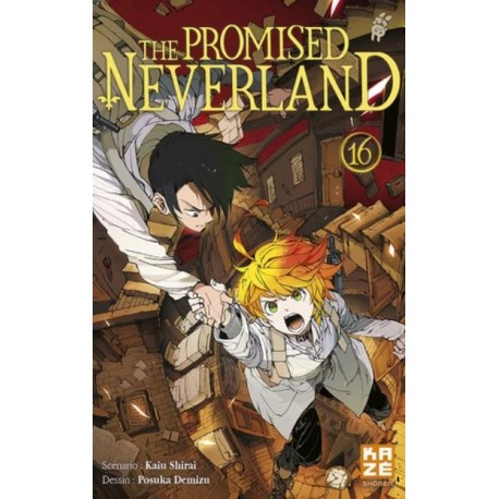 The Promised Neverland 16 (VF)