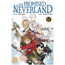 The Promised Neverland 17 (VF)