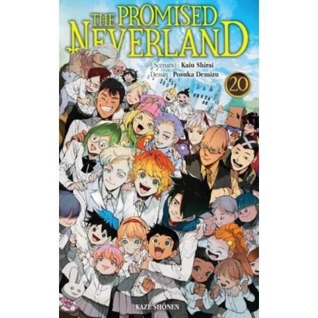 The Promised Neverland 20 (VF)
