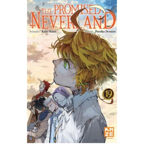 The Promised Neverland 19 (VF)