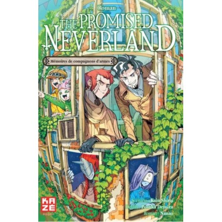 The Promised Neverland - Roman 3