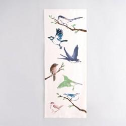 Tenuguï KAMAWANU - Oiseaux du printemps -