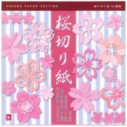 Sakura Kirigami double face 150mm