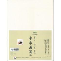 Papier Washi - Honsôgasen - Hansetsu 10 feuilles