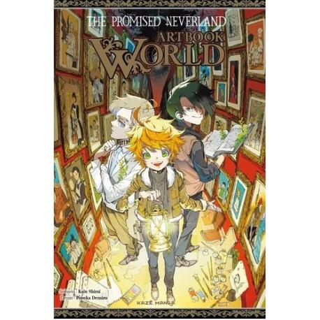 The Promised Neverland - Art Book World (VF)