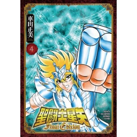 Saint Seiya - Final Edition 4