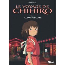 Le Voyage de Chihiro - Anime comics -