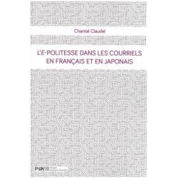 L'e-politesse dans les courriels en français et en japonais
