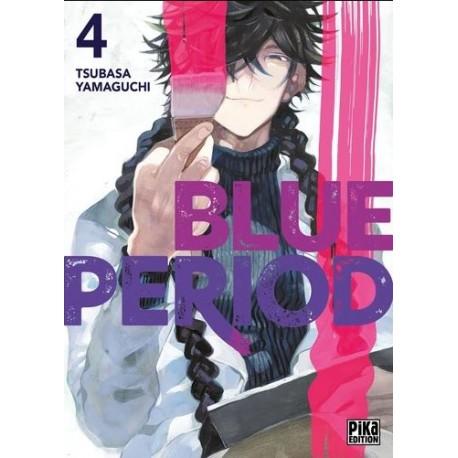 Blue Period 4 (VF)