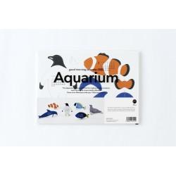 Calendrier good morning 2022 - Aquarium -