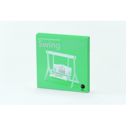 Calendrier good morning 2022 - Swing -