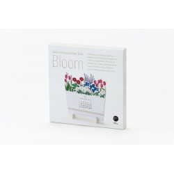 Calendrier good morning 2022 - Bloom -