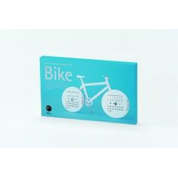 Calendrier good morning 2022 - Bike -