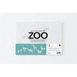 Calendrier good morning 2022 - Zoo -