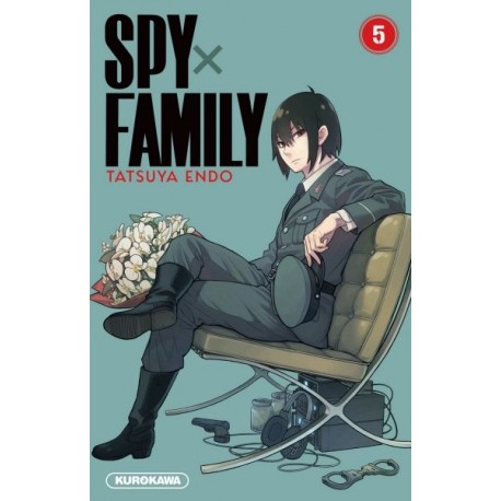 Spy x Family 5 (VF)