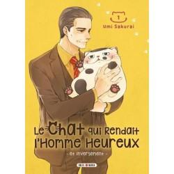 Le chat qui rendait l'homme heureux 1