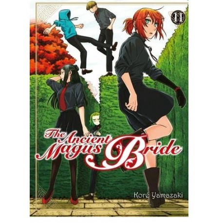 The Ancient Magus Bride 11 (VF)
