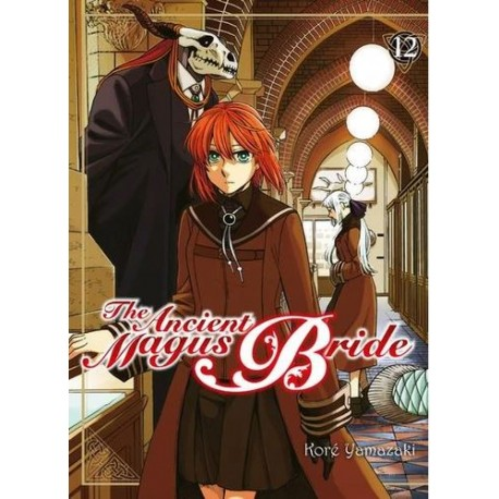 The Ancient Magus Bride 12 (VF)