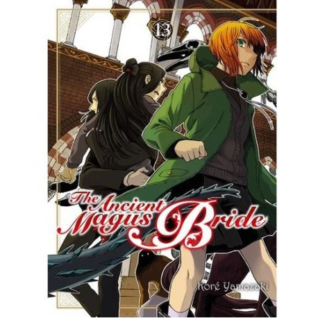 The Ancient Magus Bride 13 (VF)