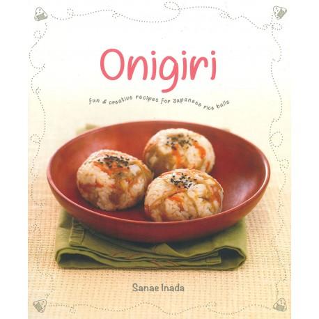 Onigiri, Fun & creative recipes for japanese rice balls